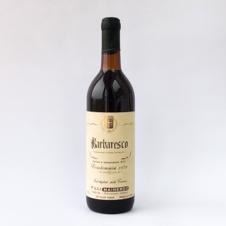 1979 BARBARESCO MAINERDO