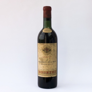 1957 BORDEAUX SELECTION DOURTHE FRERES